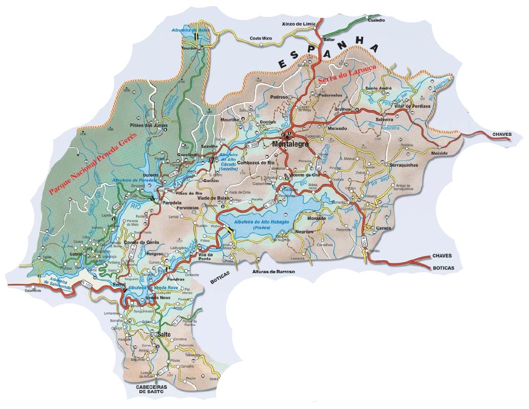 montalegre mapa ADEFACEC   Club Desportivo e Cultural da EFACEC montalegre mapa